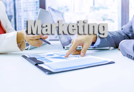 ISO for marketing firms